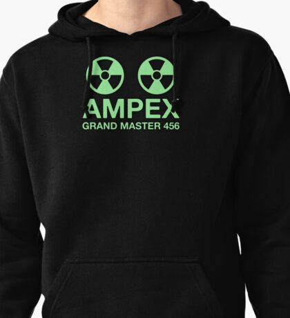 Ampex Grand Master Tape Pullover Hoodie