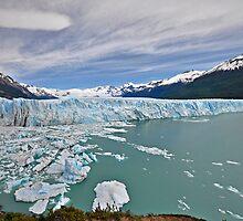 Perito Moreno Glacier - North face by Peter Hammer