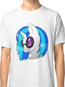 Friendship Is Magic - Vinyl Scratch  Classic T-Shirt