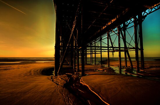 The Pier by John Hare