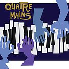 Quatre Mains by Sanne Thijs