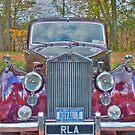 VINTAGE ROLLS ROYCE #2 by RGHunt