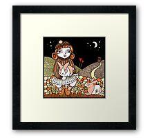 Bettys Bunnies Framed Print