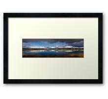 Lake Dulverton Framed Print
