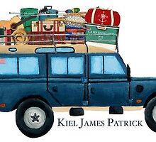 KJP car by Emily Grimaldi