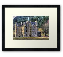 Castle Menzies Framed Print