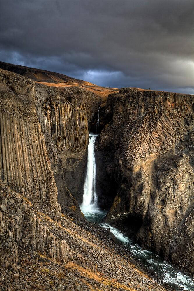 Litlanesfoss by Roddy Atkinson