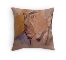 Fr.Joe Borg Throw Pillow