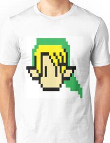 Pixel Link Unisex T-Shirt