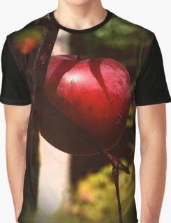 Accidental Crab-Apple Tree Graphic T-Shirt