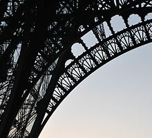 Eifel Tower, Paris by sokjon