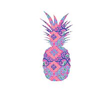 lilly pineapple by Emily Grimaldi