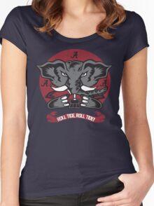 Roll Tide, Roll Tide! Women's Fitted Scoop T-Shirt