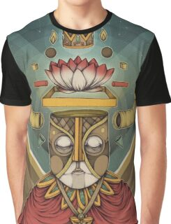 Hell Lotus Graphic T-Shirt