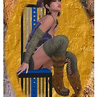 Cowboy Pinup by Delights