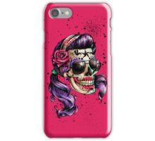 Divine Skull iPhone Case/Skin