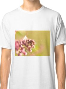 Seed Caught in Lilac Classic T-Shirt