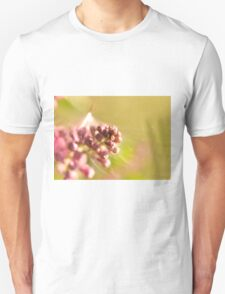 Seed Caught in Lilac Unisex T-Shirt