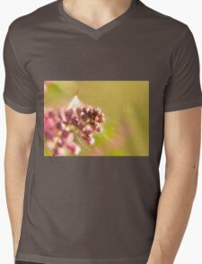 Seed Caught in Lilac Mens V-Neck T-Shirt