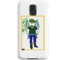 Abatar anthro dragon Samsung Galaxy Case/Skin