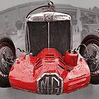 MG K3 1934 by Geoffrey Higges