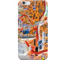 Computer Circuit Board iPhone Case/Skin