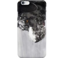 Black Labrador iPhone Case/Skin
