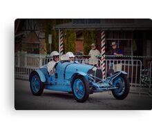 Bugatti Type 37A 1926 Canvas Print