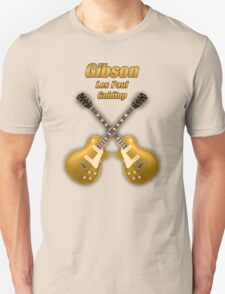Gibson Les Paul Goldtop T-Shirt