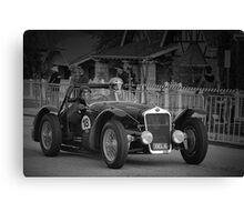 DeLage D670 Le Mans 1936 Canvas Print