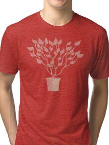 Tree Of Life - Pink Tri-blend T-Shirt