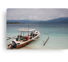 Gili Trawangan - Indonesia Canvas Print