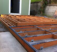 Deck Framing by kentharris