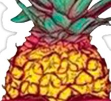 Pineapple Skull? Sticker