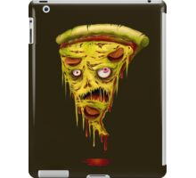 _zombie pizza iPad Case/Skin