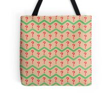 Seventh Doctor Pattern Tote Bag