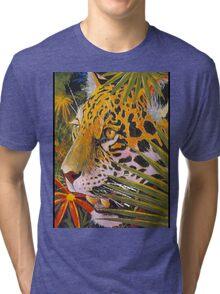 Jaguar Jungle Tri-blend T-Shirt