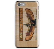 Winged Goddess iPhone Case/Skin