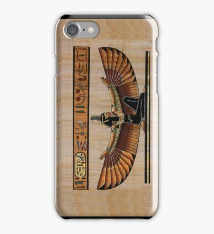Winged Goddess iPhone Case/Skin