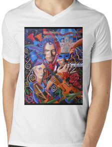 Is That You Beethoven? Mens V-Neck T-Shirt