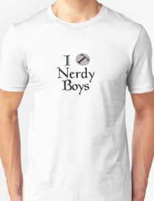 Nerdy Boys T-Shirt