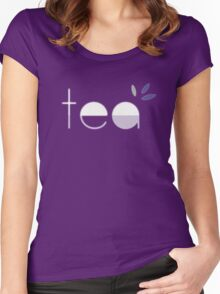 Te Women's Fitted Scoop T-Shirt