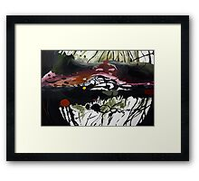 Abstract - paint Framed Print