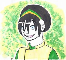 Toph by feelception