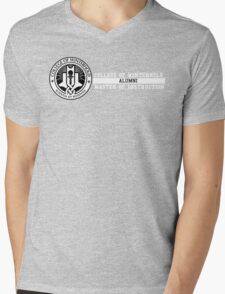 Magic School Graduate Mens V-Neck T-Shirt
