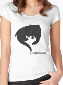 Band vi Women's Fitted Scoop T-Shirt
