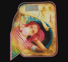 Bubblegum Pop TShirt by Aimee Stewart