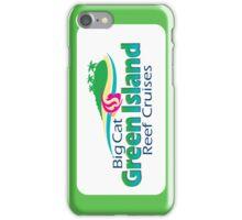 Green Island Cruises iPhone Case/Skin