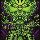 Marijuana Love Tree by Andrei Verner