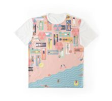 Summer Ends Soon Graphic T-Shirt